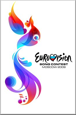 54. Eurovision Song Contest 2009 in Moskau / Russland