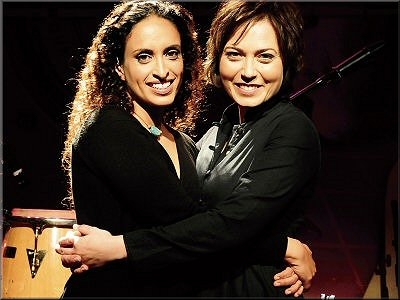 Israel - Noa & Mira Awad - There Must Be Another Way